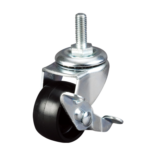 2.5-inch Light Duty Caster Cheap display swivel locking caster wheels