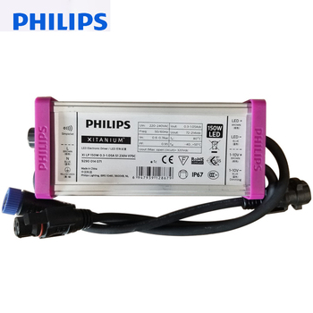 Philips-LED 220-240V 65W 100W 150W 220W External Dimming Power Supply LED Driver for High Bay Light Road Light