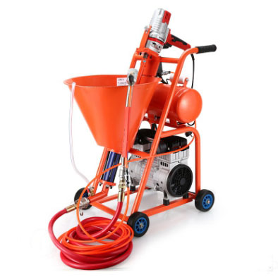 Cheap price electric cement mortar sprayer