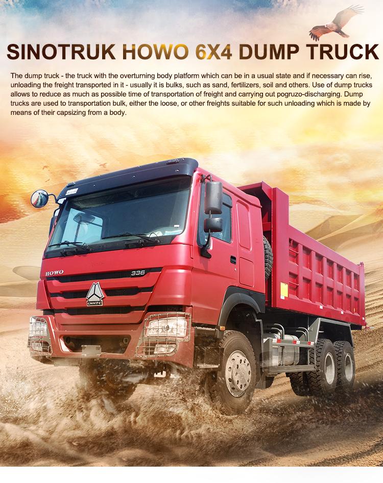2021 New Design Sino Truck 6x4 Dump Truck For Sale - Buy