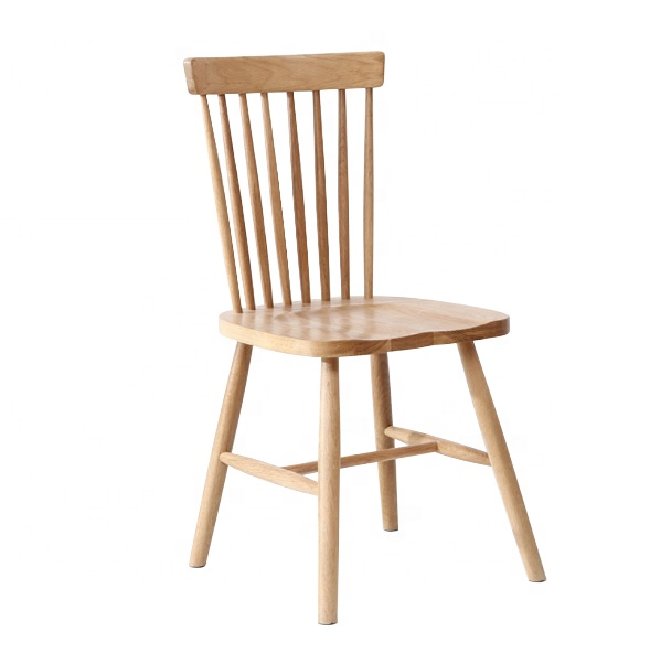 modern solid customizable color high back simple antique design cafe restaurant windsor dining <strong>chair</strong>