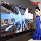 manufacturer oled television 100 Inch UHD 4K HDR Smart android flat screen 3d large LED TV 50 55 65 75 85 qled