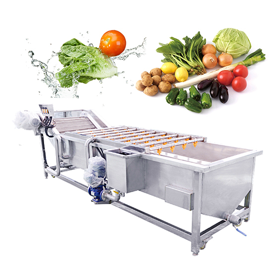 Drumstick vegetable washing and peeling machine washing machine for fruit vegetable