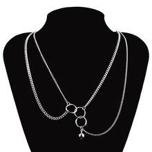 В стиле панк, в стиле «хип-хоп» Стиль цепочка унисекс шипы ожерелья Харадзюку уличная одежда пламя, колье, ожерелье, для женщин, для мужчин, в...(Китай)
