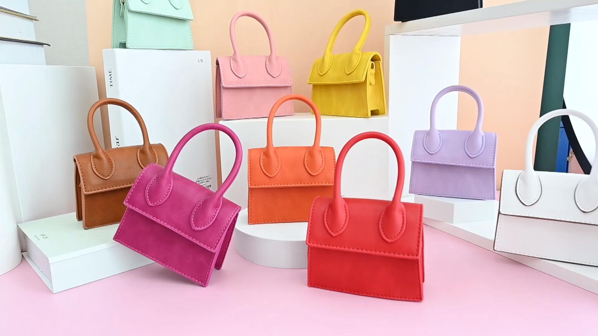 2020 cute hand bags girls shoulder handbag mini crossbody bag children handbags