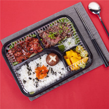 SM3-1104 5 fach mittagessen box tiffin <span class=keywords><strong>mikrowelle</strong></span> lebensmittel sushi container