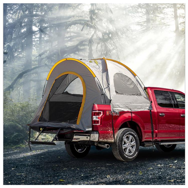 Kodiak 캔버스 픽업 지붕 트럭 침대 텐트 자동차 텐트