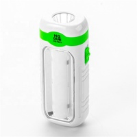 Household Rechargeable Portable LED Emergency Hand Flashlight