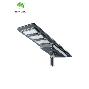 solar lamp 40w 60w 80w integrated all in one solar street light ip65 outdoor street light