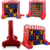 Just Fun Interactive Sport Inflatable Board Tic Tac Toe Game For Sale