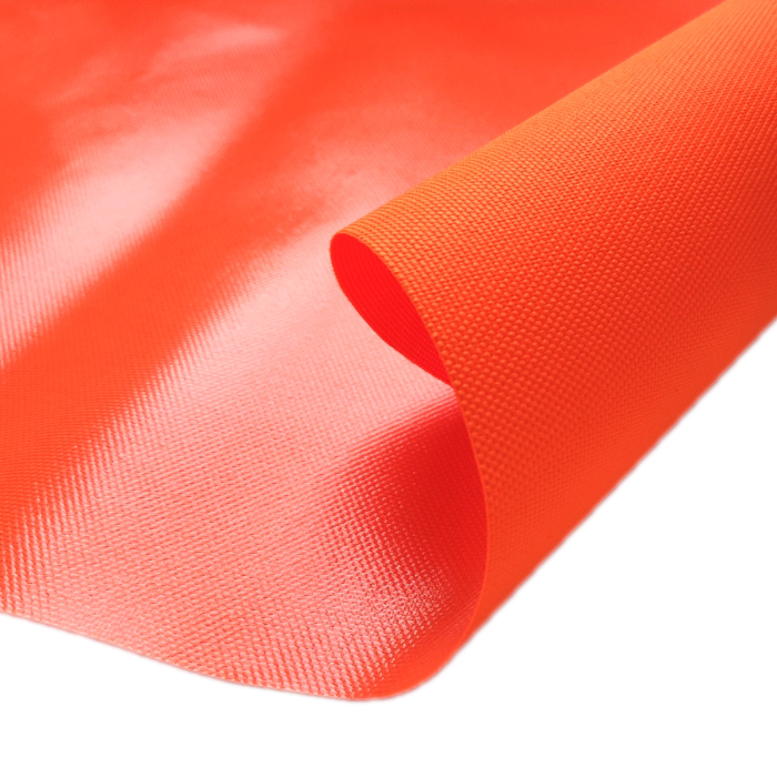 Heat sealable 600D TPU coated laminated fabric for inflatable boat