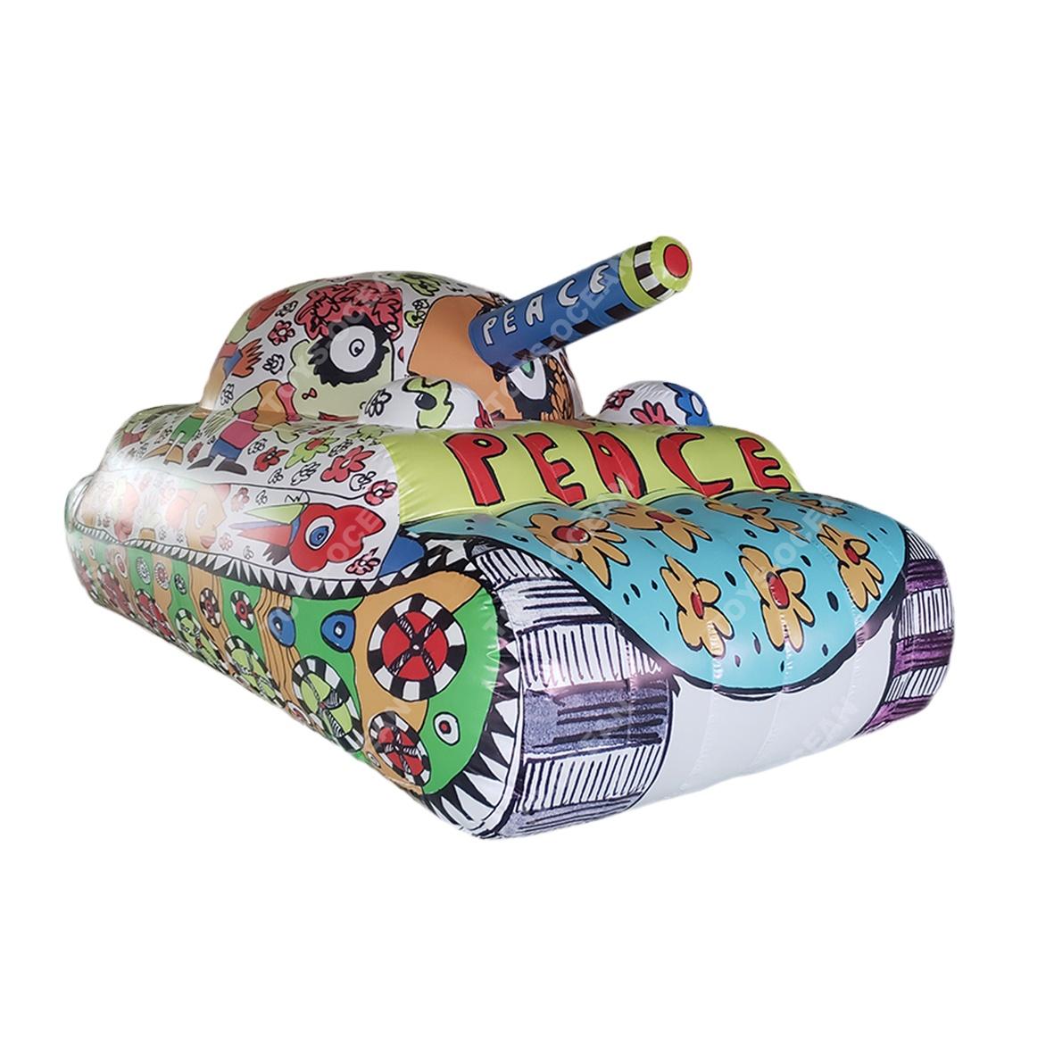 Lovely InflatableขนหมีMascotรุ่นโฆษณาขนาดใหญ่Inflatablesคริสต์มาส