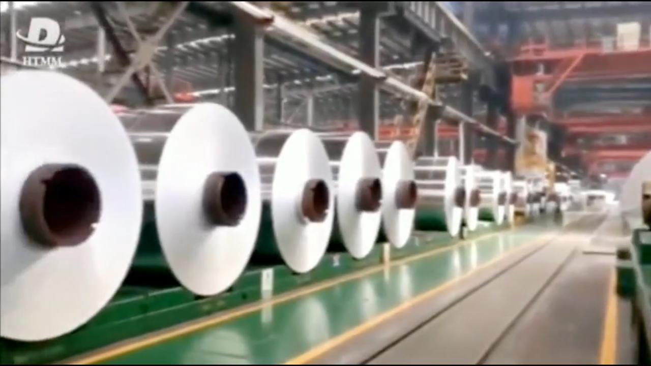 7 micron aluminium foil for flexible packaging