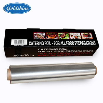 factory price Food Grade A roll aluminum foil manufacturer