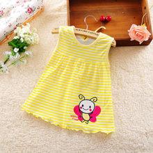 Хлопковое кружевное платье для девочки, Мягкая Мода боди для новорожденных, костюм, детская одежда, повязка на голову + комбинезон, 2 шт.(Китай)