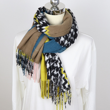 New arrival long lasting crochet winter scarf for 2020