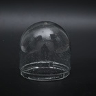 New Design Blown Transparency Bubble Glass Lamp Shade Globe Halogen Bulb Cover
