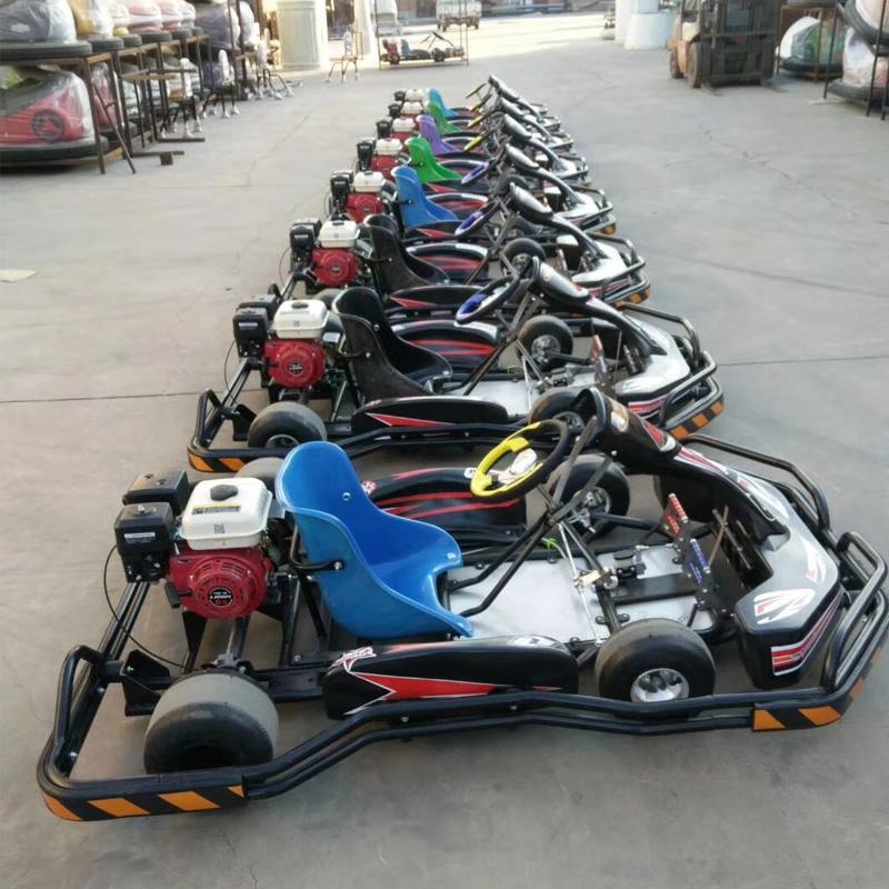 โรงงานราคาถูกสวนสนุก MINI เด็กไฟฟ้า Go Kart เครื่องยนต์ 54V 350W Karting