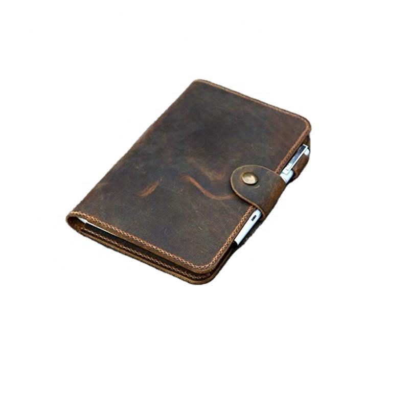 Buffalo Ufficiale Sketchbook Per Gli Uomini e Le Donne In Pelle Quotidianamente Notebook