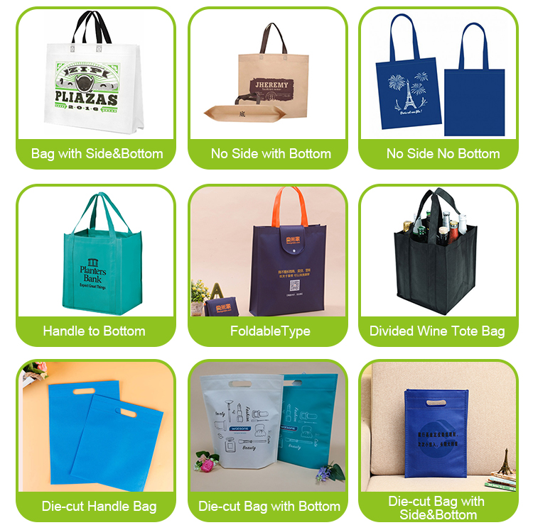 New style fashion reliability high quality foldable small reusable eco friendly tote polypropylene foldable shopping bag