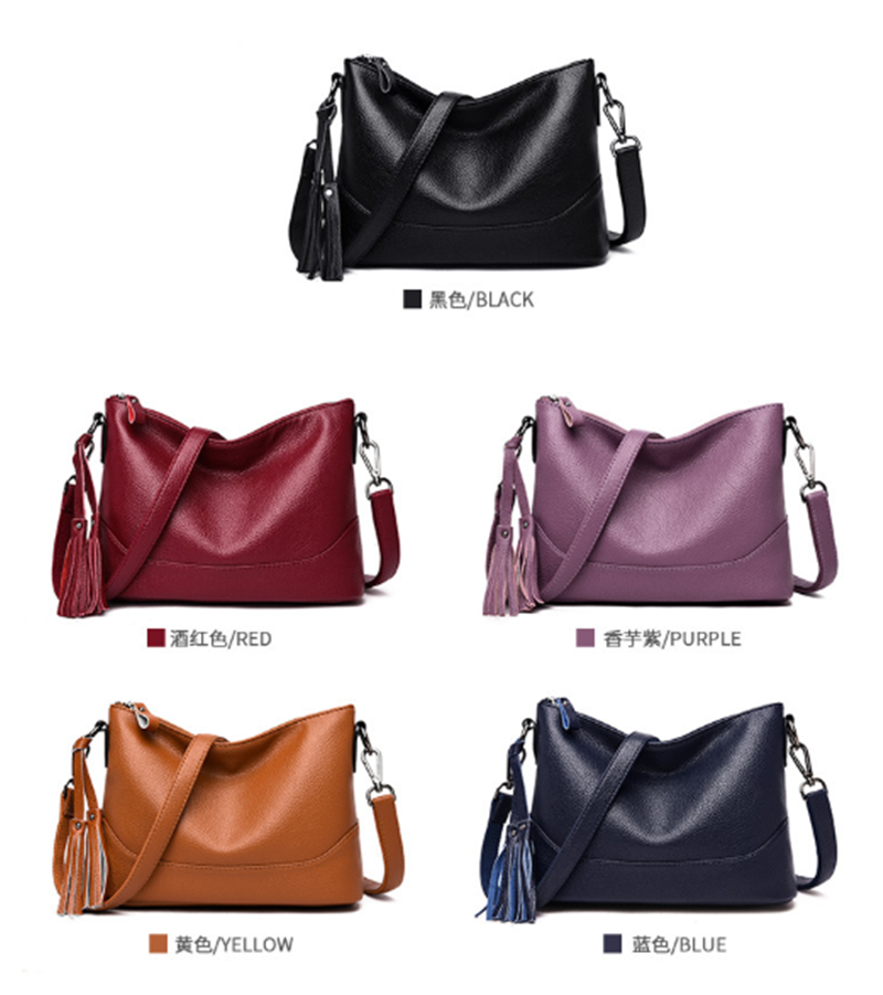 product-Osgoodway-Osgoodway12 Soft Leather Women Bag Set Luxury Brand 2018 Fashion Designer Female S-1