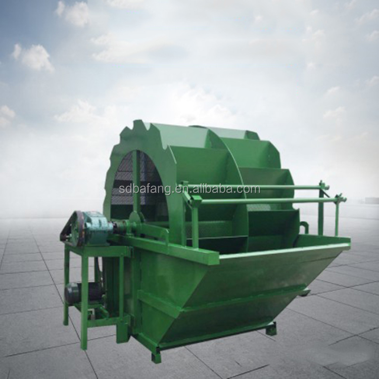 Sand washing machine sand screw washer widely used for sand washing