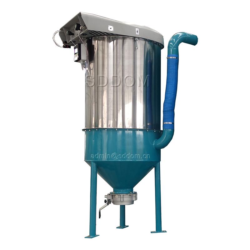 SDDOM marca CE & ISO cimento silo bin pó industrial ciclone coletores de poeira do pulso jato de ar