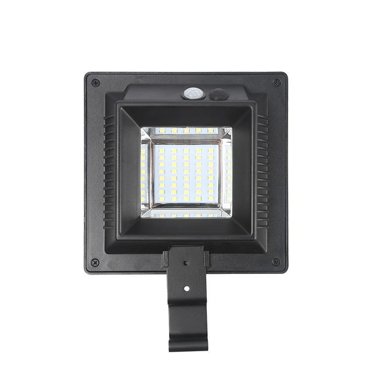 טוב באיכות ip65 עמיד למים 158lm אור חיישן abs 2835 led שמש חיצוני מנורת קיר