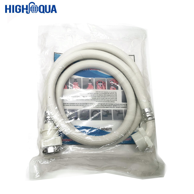 PVC Inlet Hose for Washing Mahine Auto Water Inlet Hose
