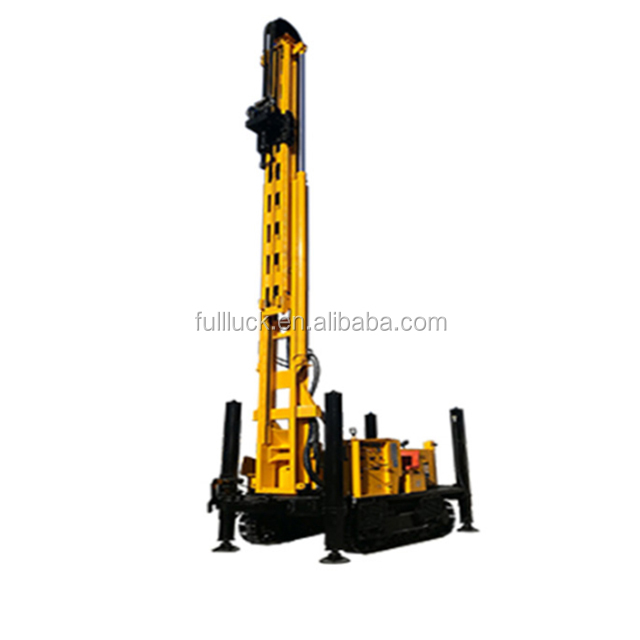 Model SWS600S,  600m Drilling Rig special for deep water well drilling