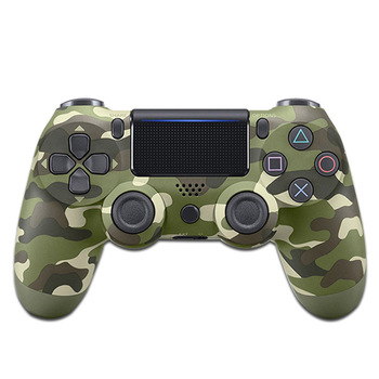 Urban Camouflage PS4 Wireless Controller Game Console for Sony PlayStation 4 for Dualshock 4