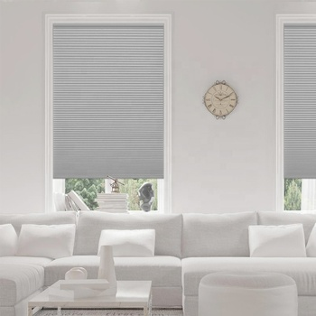 Roll Up Custom Blackout Roller Cellular Shade Fabric Honey Comb Blinds