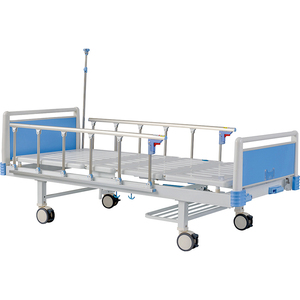E1k China Online Shopping High Quality Cheap Hospital Care Bed With Side Rails