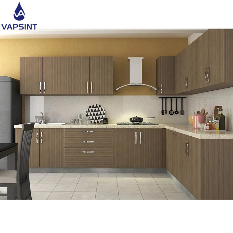 L Shaped Flat Pack Modular Kitchen Cabinet With Cheap Price Buy