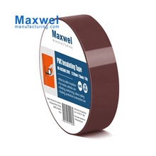 (High) 저 (quality 컬러 풀 한 electrical 절연 brown <span class=keywords><strong>pvc</strong></span> tape