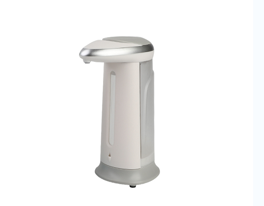 400ML Mini Portable Table Set Liquid Soap Machine Wireless With Stand Automatic Soap Dispenper
