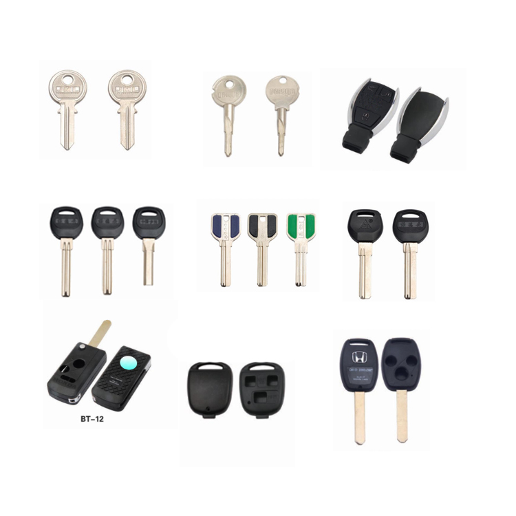 2020 Factory Price High Quality Solid Brass Blank Key