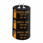 KNSCHA 5000hrs 330UF 400V Snap in Electrolytic Capacitors 30*40mm 2 pins Capacitors