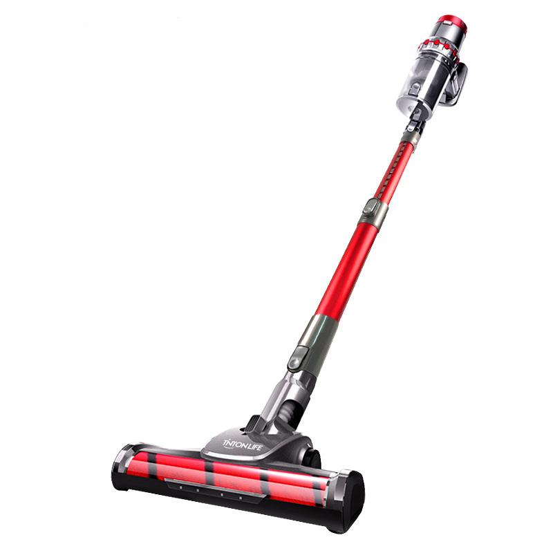 Handheld Portabel Berat Badan Rendah Nirkabel Rumah Tangga Vacuum Cleaner