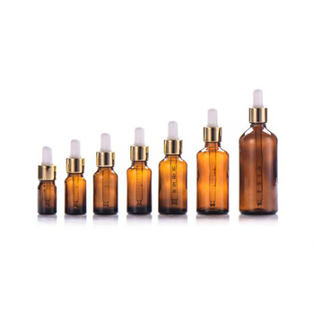 5ml 10 ml 15ml 20ml 30ml 50ml Glass Packaging 120ml Plastic Dropper Bottle