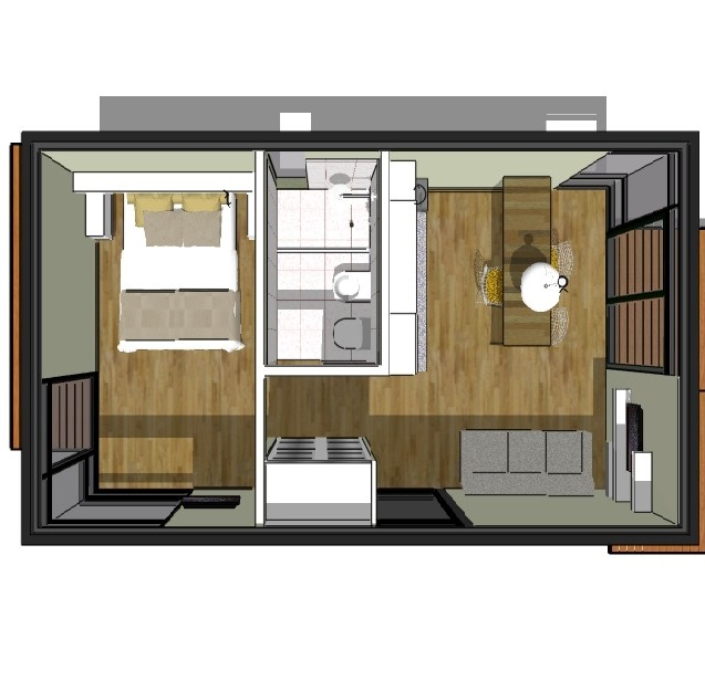 One Bedroom Mobile Homes Prices Thailand Container Buy Mobile Home Thailandmobile Homes Containerone Bedroom Mobile Home Prices Product On