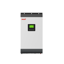 5kva 48v inverter solar panel preis 220VAC 5000W solar power system home 5KW 6KW grid tie solar inverter system In Muss