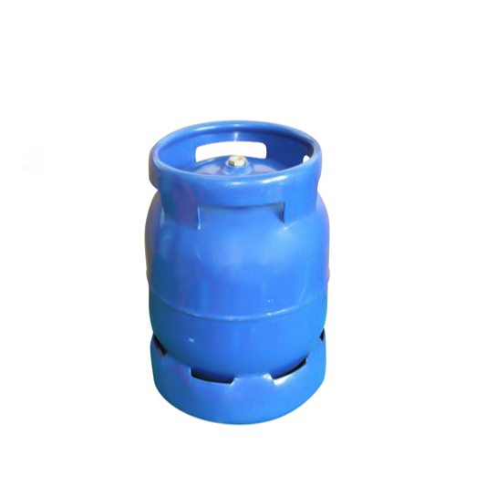 Hot selling 6kg propane/butane lpg  gas cylinder for camping