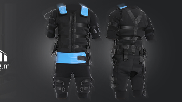 ems training equipment suits/Xbody/Fitness Equipment/EMS Muscle Stimulator Machine