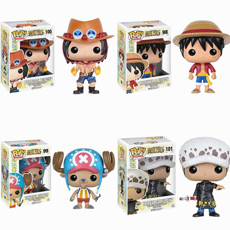 Custom Top Selling Funko Pop One Piece Figure Ace Mini Collections Model  Toys Gift Anime Action Figure - Buy High Quality Marvel Action Figure,Adult