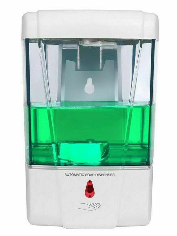 自動手洗いディスペンサー手洗い石鹸液体ディスペンサーセンサー