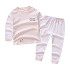Newborn baby clothes Pajamas Sets infant 100% cotton Autumn spring winter clothes