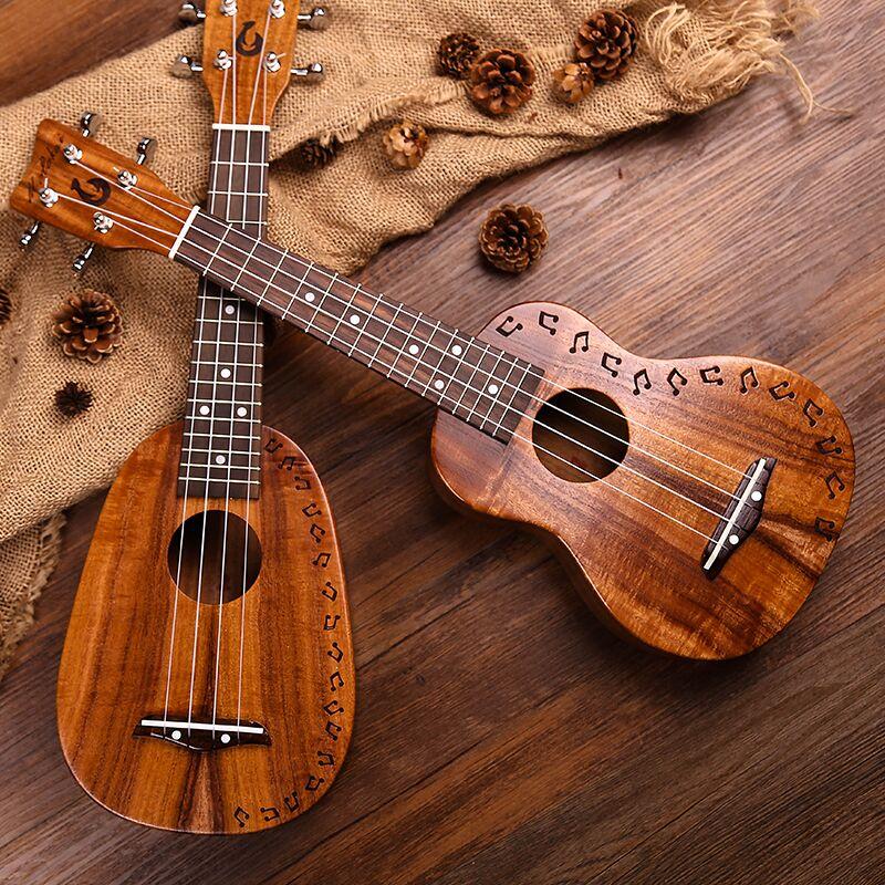 Укулеле, или гавайская гитара