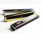 Promotional Harmonica 24 Holes Mouth Organ Harmonica With Harmonica Case