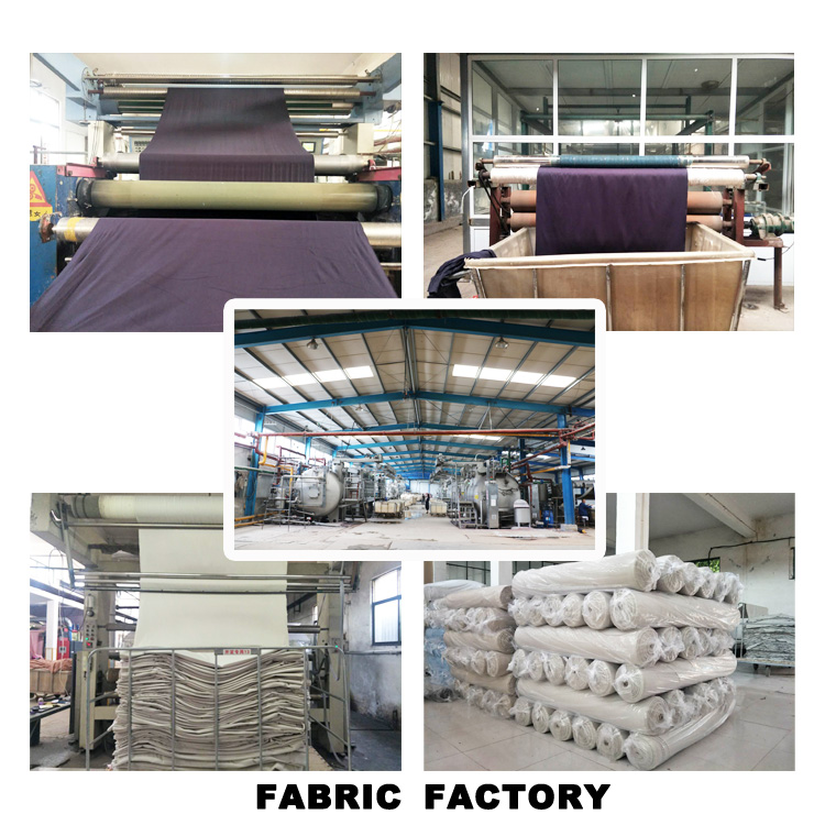Knitted Permanent Fireproof Modacrylic Lenzing FR Viscose Fabric
